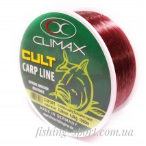 Леска CLIMAX CULT CARP LINE Z-SPORT copper-brown (324155)