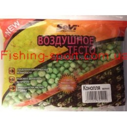 Тесто воздушное  Sevi Fishing Конопля мини  30гр (322061)