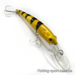 Воблер SPRO Moonraker 135 13,5см. 18гр. 7метров Yellow Perch(4837100)