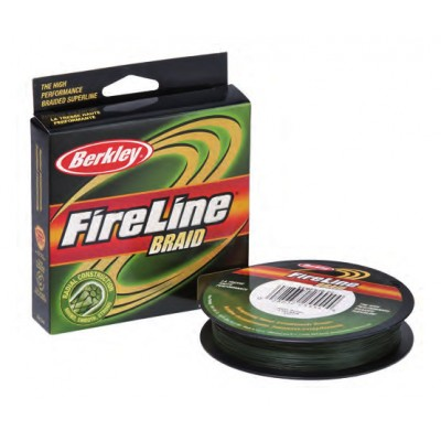 Шнур Berkley FireLine Radial Braid 270м Green