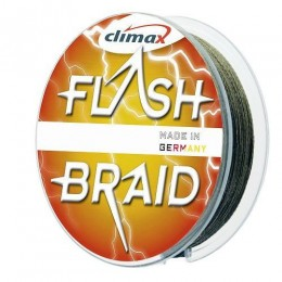 Шнур Climax Flash Braid 100м. зеленый (2454-0)