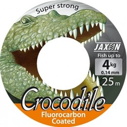 Леска Jaxon Crocodile Fluorocarbon coated 25м(322252)