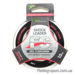 Флуорокабон  Intech Shock Leader 100% 10 м (323599)