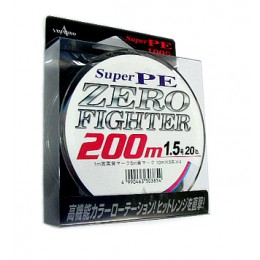 Шнур Yamatoyo Super PE Zero Fighter 200м